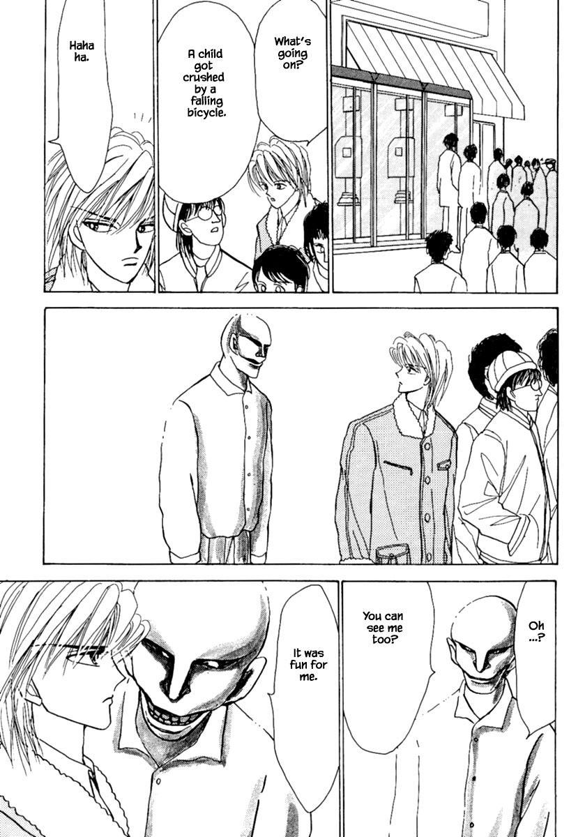 Shi To Kanojo To Boku Chapter 7.1 page 17 - Mangakakalots.com
