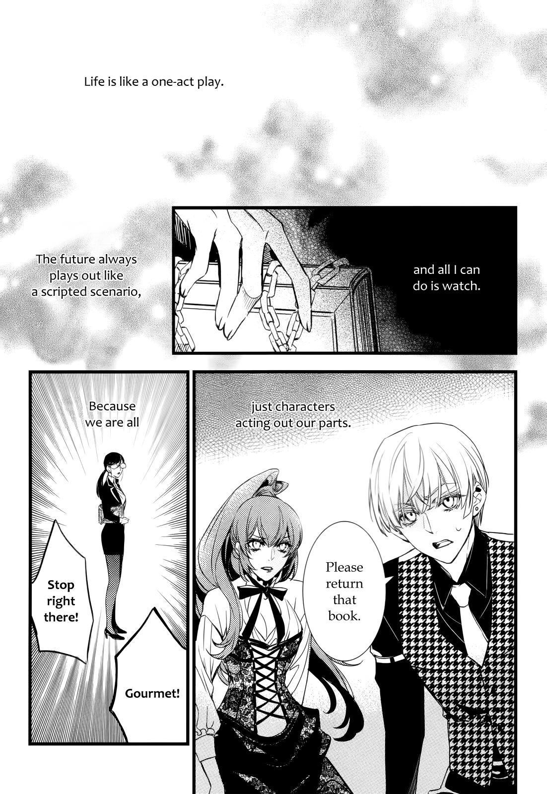 Vampire Library Chapter 36 page 32 - Mangakakalots.com