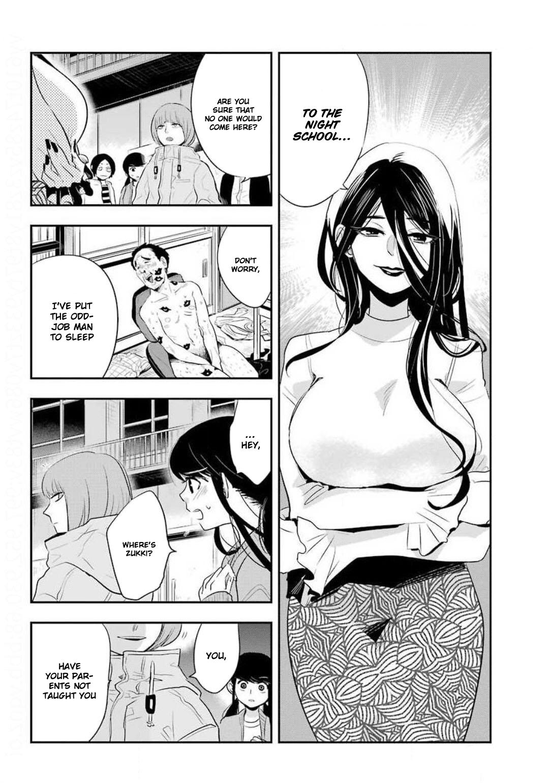 Monstaboo Chapter 11: The Girl And The Secret Of Her Disappointed Love page 8 - Mangakakalots.com