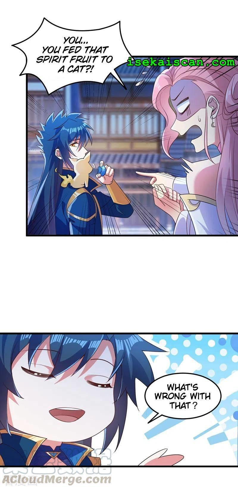 Spirit Sword Sovereign Chapter 428 page 8 - Mangakakalot