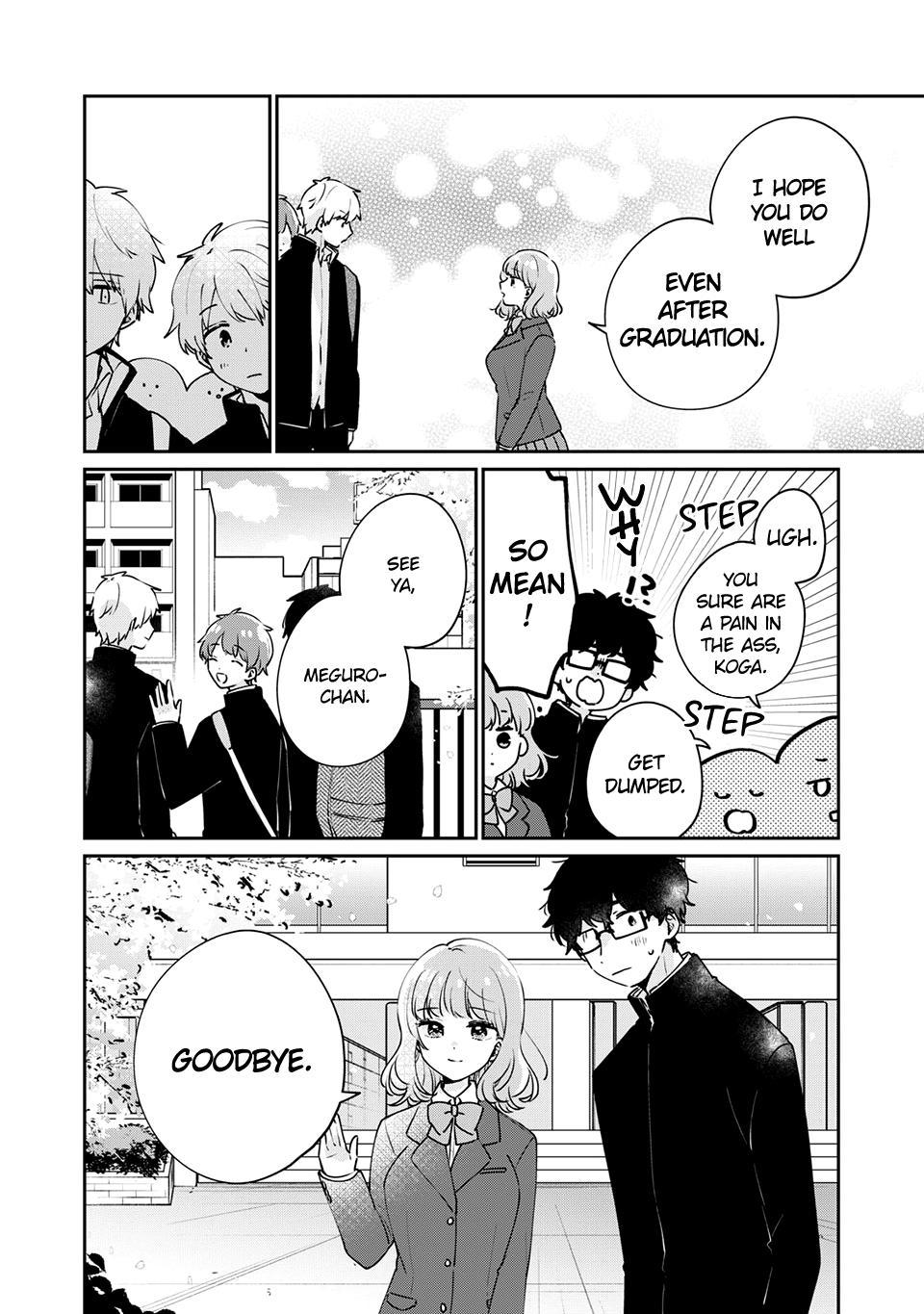 It's Not Meguro-San's First Time Chapter 47: Of Course page 5 - Mangakakalots.com