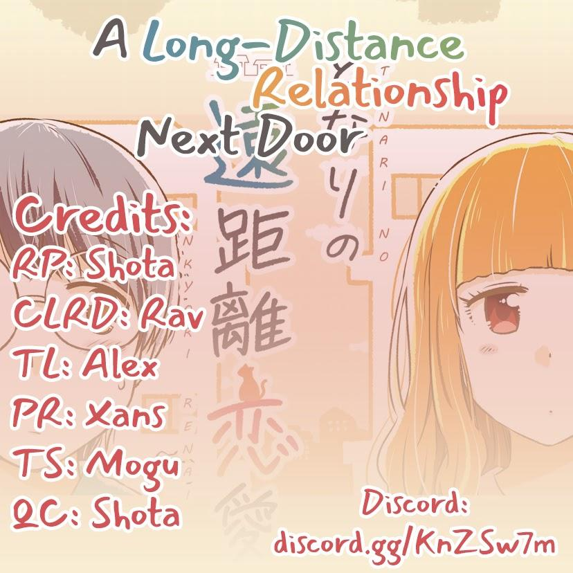 A Long-Distance Relationship Next Door Chapter 21: Curry Day/looks Difficult page 5 - Mangakakalots.com