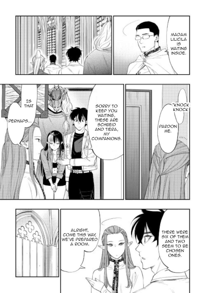 The New Gate Chapter 71 page 7 - Mangakakalots.com