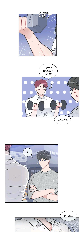 Anti P.t. Side Story 1 page 21 - Mangakakalots.com