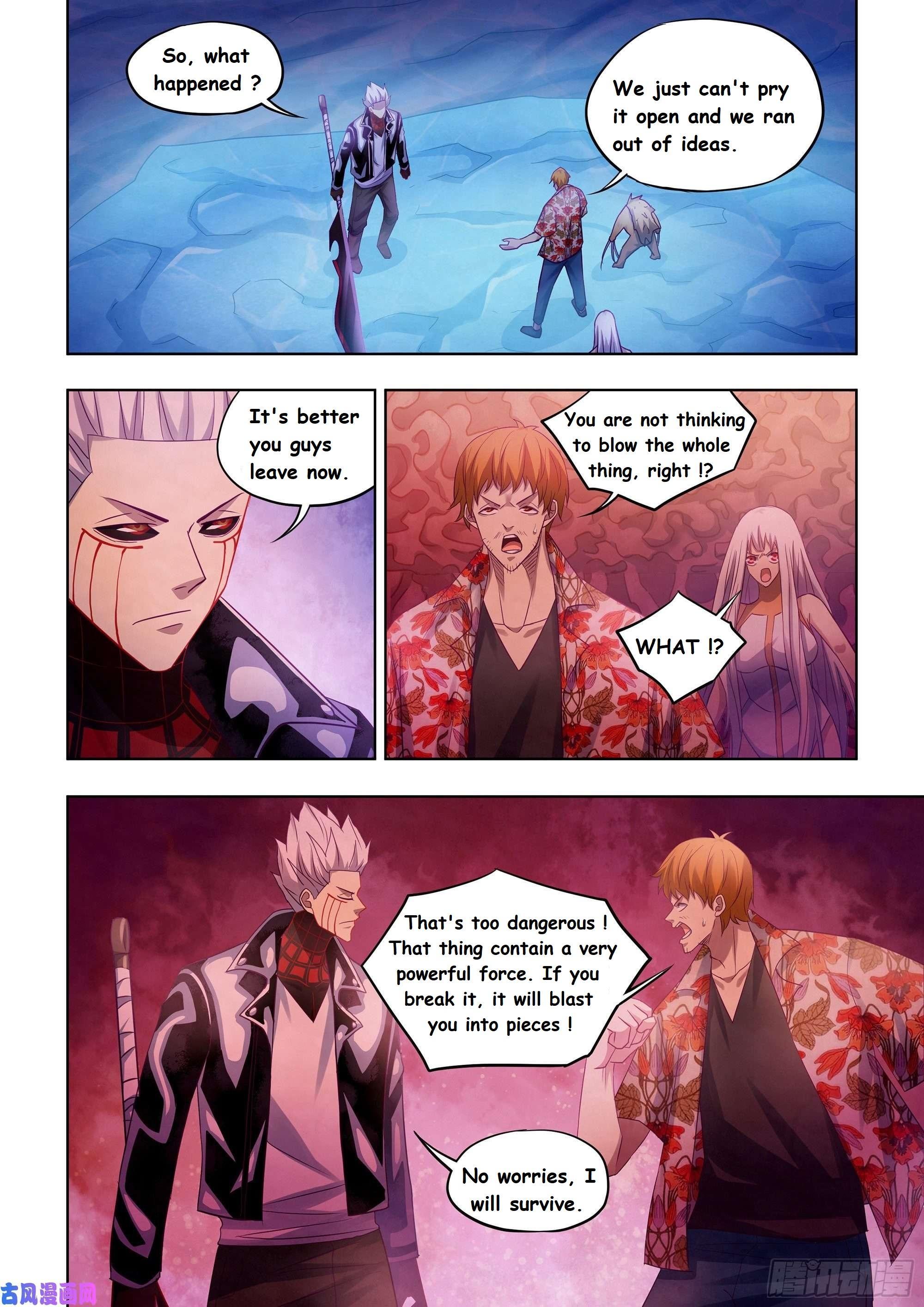 Moshi Fanren Chapter 374 page 10 - Mangakakalot