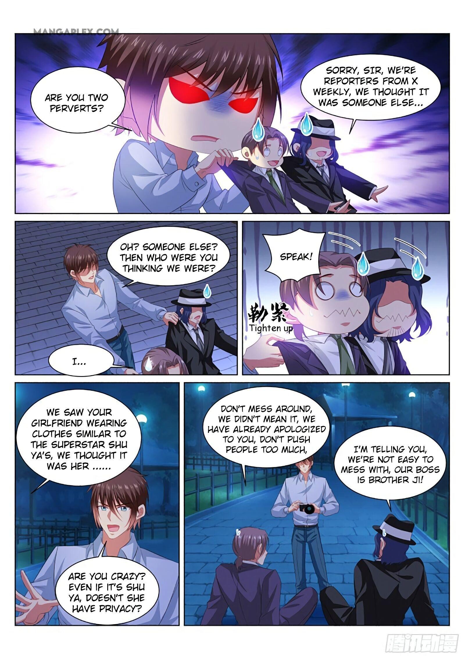 So Pure, So Flirtatious ( Very Pure ) Chapter 354 page 4 - Mangakakalots.com