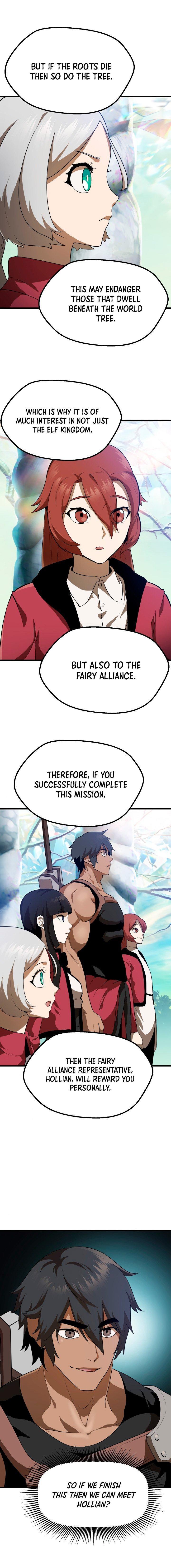 Survival Story Of A Sword King In A Fantasy World Chapter 78 page 8 - Mangakakalots.com