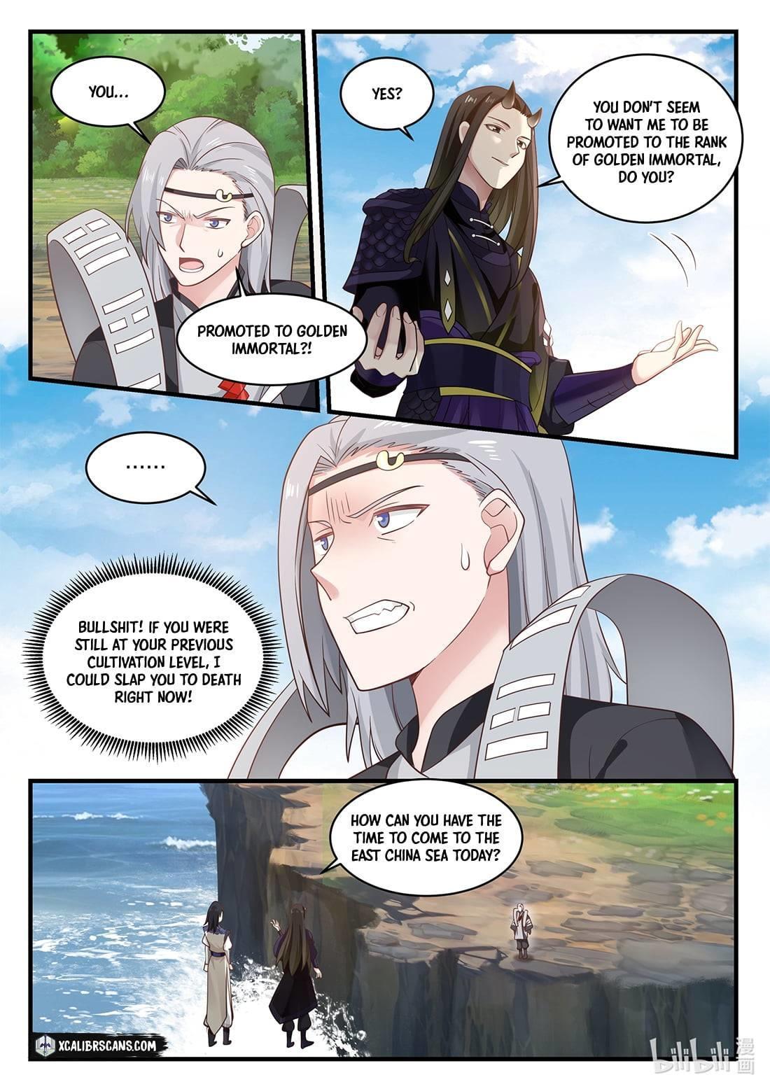 Dragon Throne Chapter 44 page 4 - Mangakakalots.com