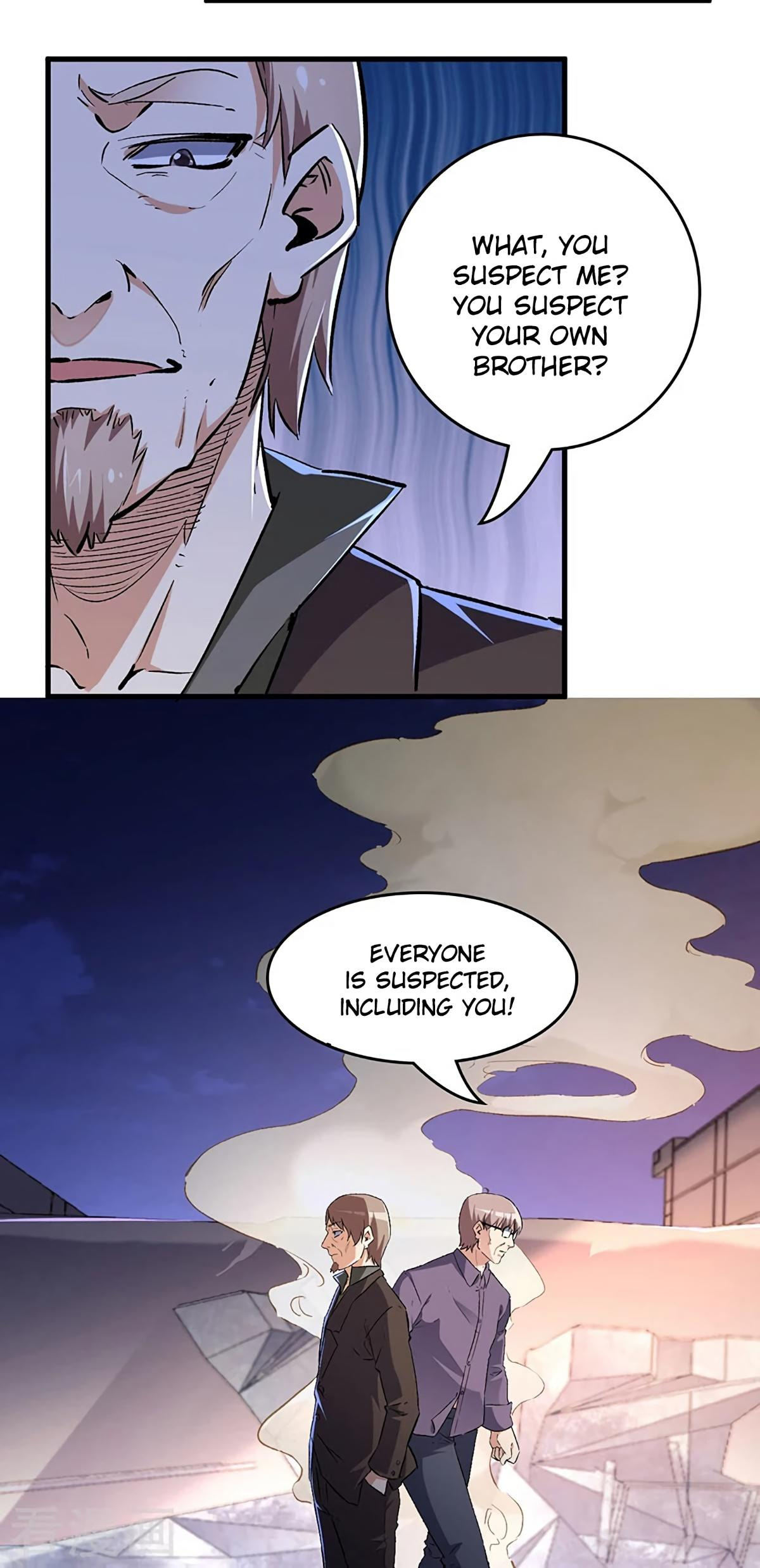 The Super Doctor From 2089 Chapter 213: The First Suspect page 10 - Mangakakalots.com