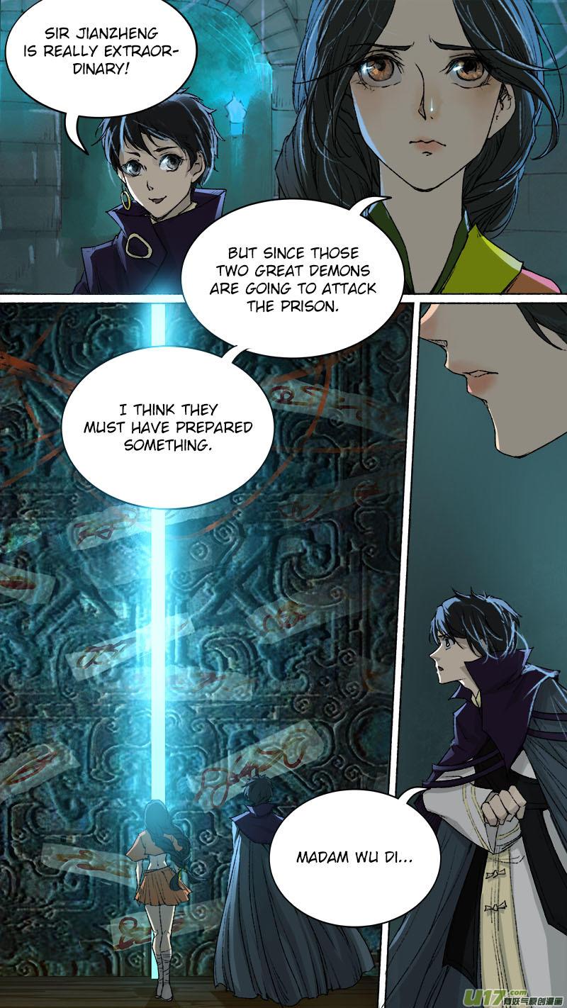 Chang An Demon Song Chapter 76 page 10 - Mangakakalot