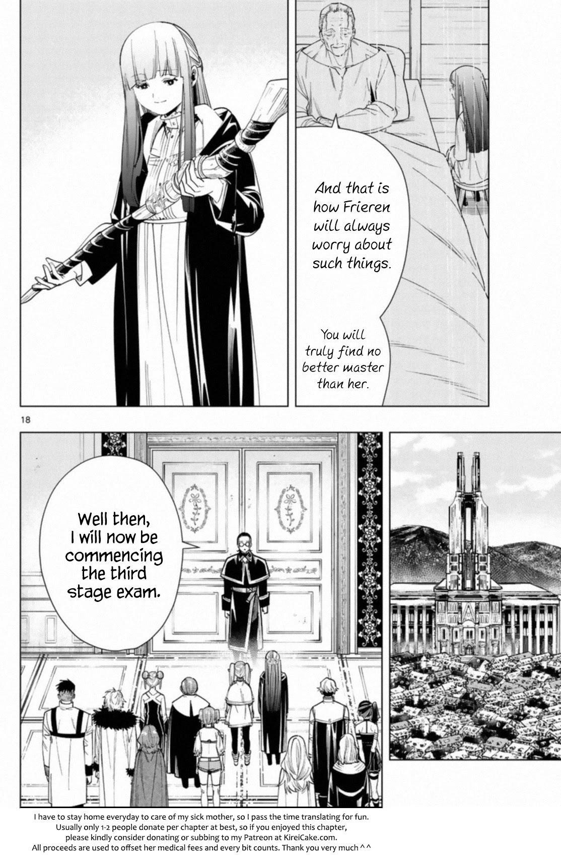 Sousou No Frieren Chapter 56 page 18 - Mangakakalots.com