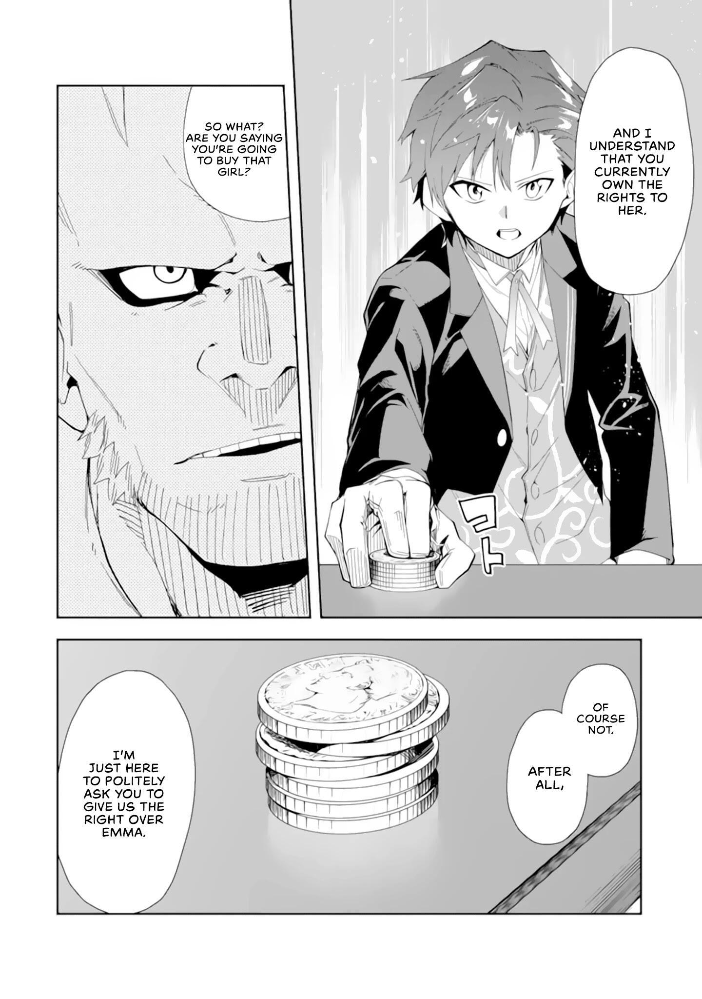 Akuyaku Reijou No Shitsuji-Sama Hametsu Chapter 5.1: Dark Guild page 10 - Mangakakalots.com