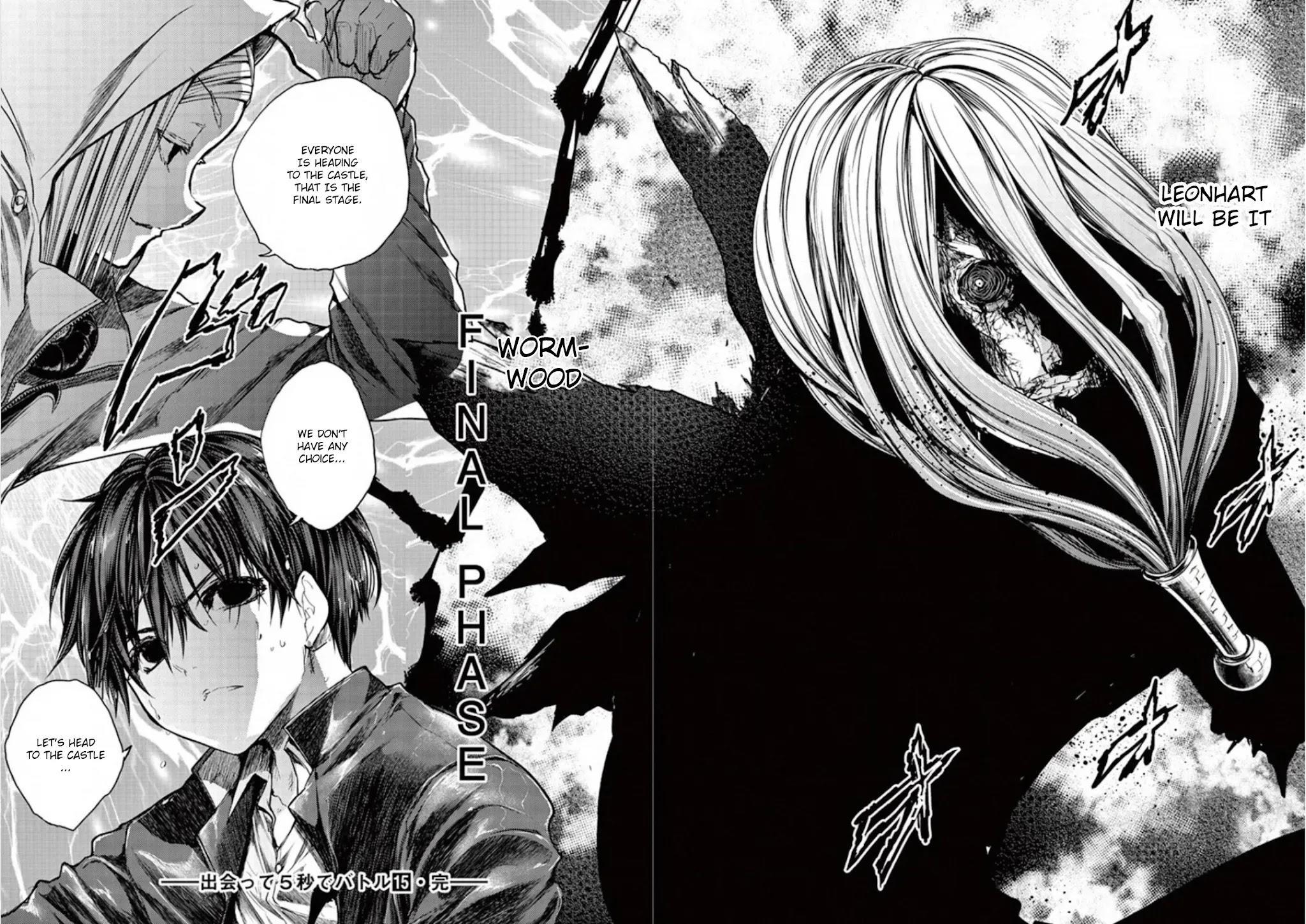 Deatte 5 Byou De Battle Chapter 133: Mark Of Rebellion page 26 - Mangakakalots.com
