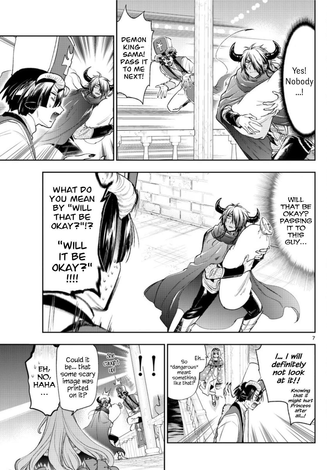 Maou-Jou De Oyasumi Chapter 243: The 243Rd Night page 7 - Mangakakalots.com