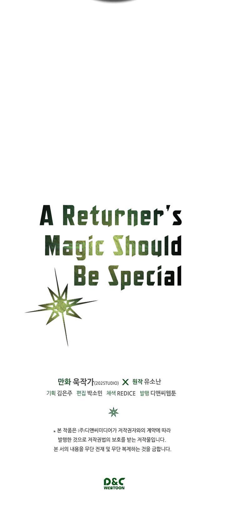A Returner's Magic Should Be Special Chapter 24 page 37 - Mangakakalots.com