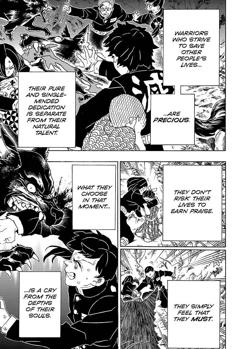 Kimetsu No Yaiba Chapter 205.5: Special One-Shot page 15 - Mangakakalots.com