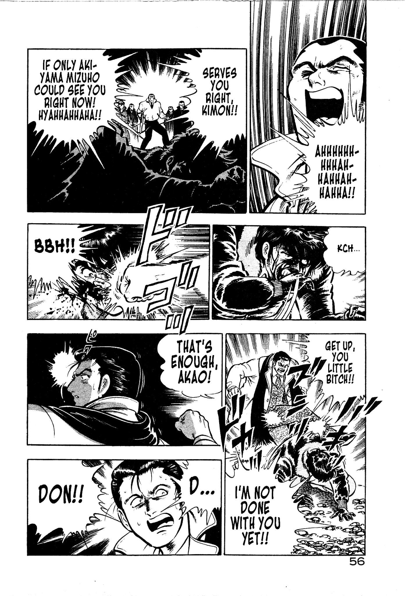 Karate Apocalypse Chapter 8: Secret Fist page 11 - Mangakakalots.com
