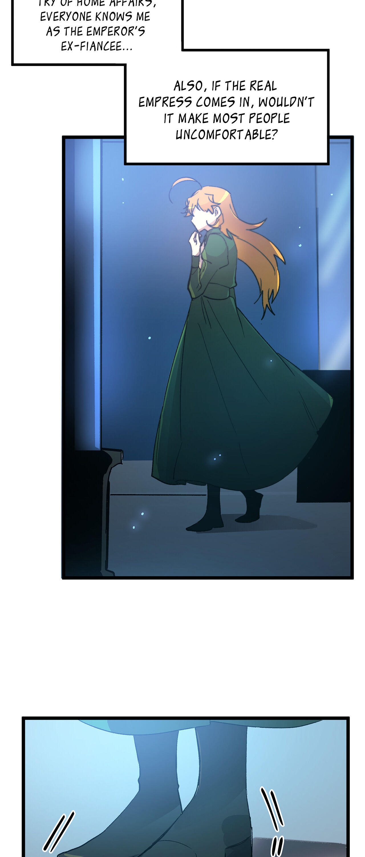 Living As The Emperor's Fiancé Chapter 34 page 26 - Mangakakalots.com