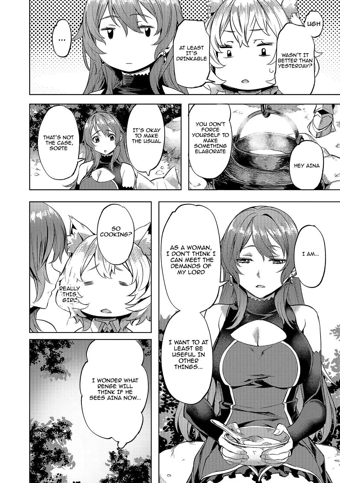 I Have A Slow Living In Different World (I Wish) Chapter 18 page 25 - Mangakakalots.com