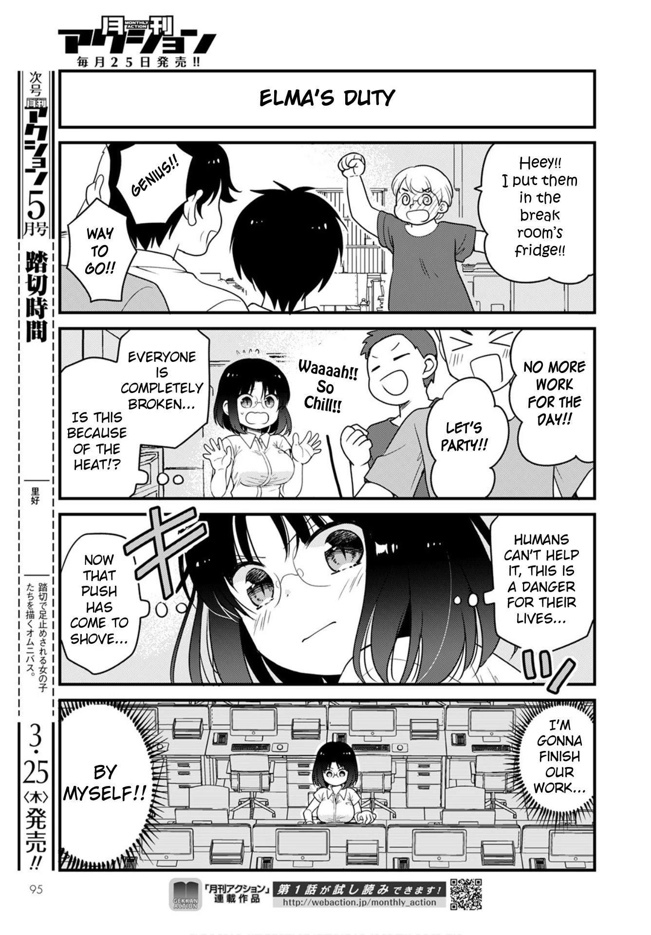 Kobayashi-San Chi No Maid Dragon: Elma Ol Nikki Chapter 44 page 11 - Mangakakalots.com