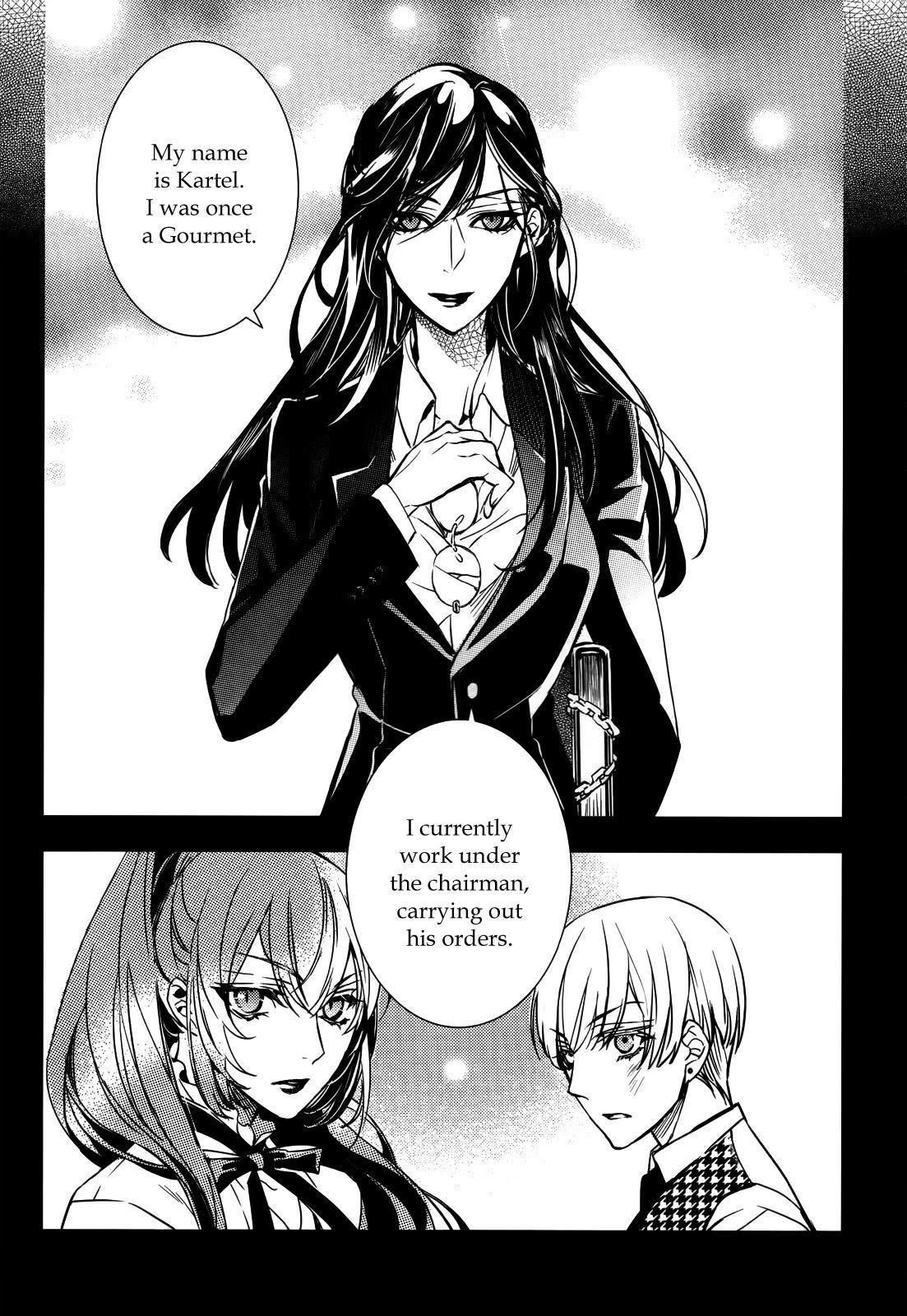 Vampire Library Chapter 37 page 20 - Mangakakalots.com