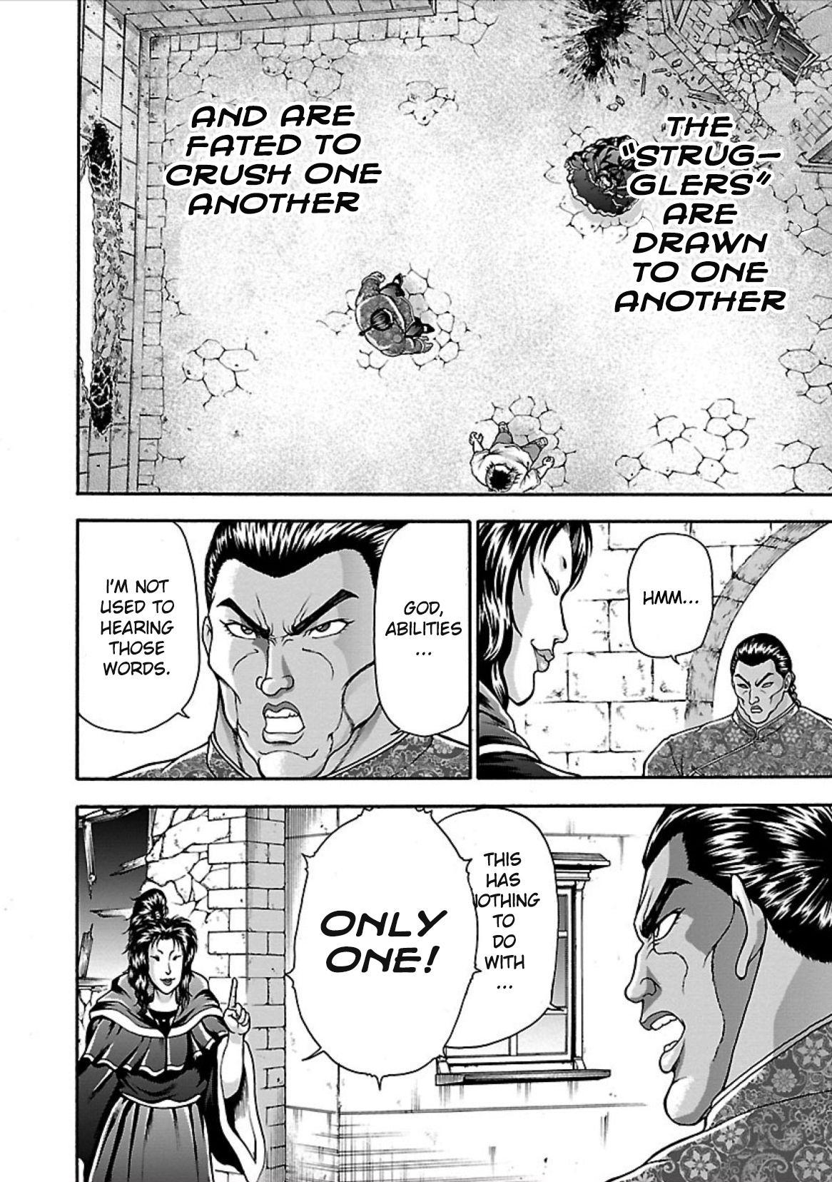Baki Gaiden - Retsu Kaioh Isekai Tensei Shitemo Ikkō Kamawan! Vol.1 Chapter 8: Struggler page 11 - Mangakakalots.com