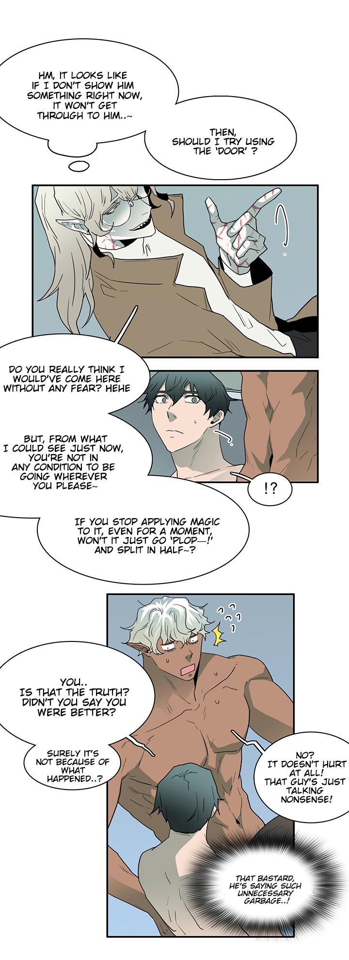 Dear Door Chapter 31 page 5 - Mangakakalots.com