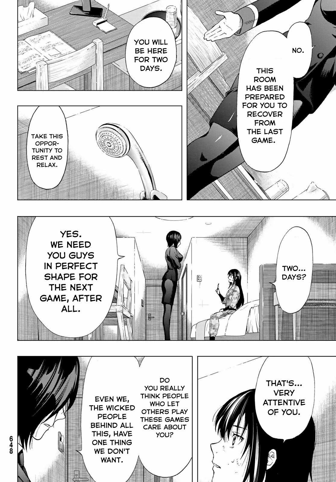 Tomodachi Game Chapter 87 page 21 - Mangakakalots.com