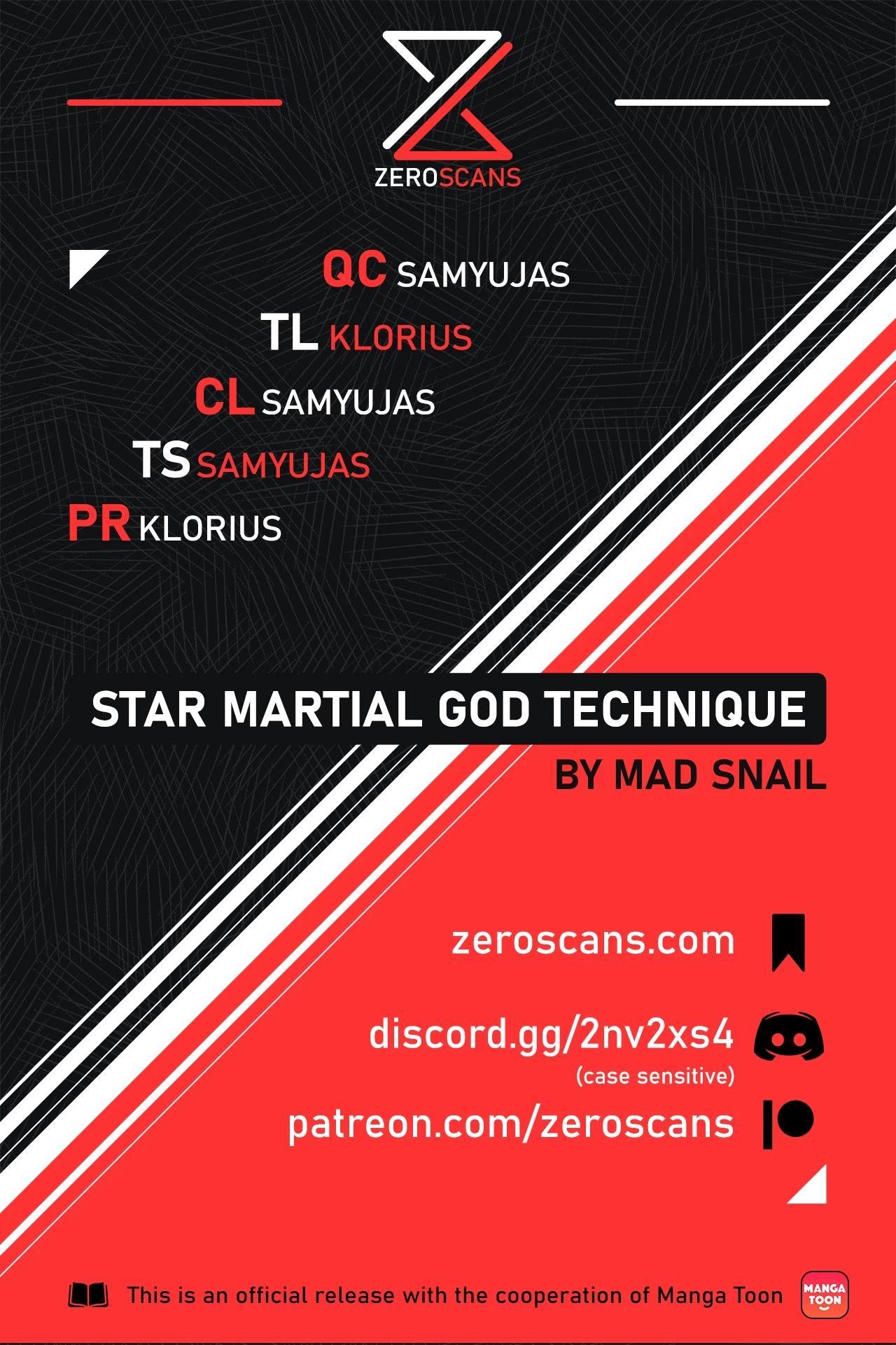 Star Martial God Technique Chapter 456 page 1 - Mangakakalots.com