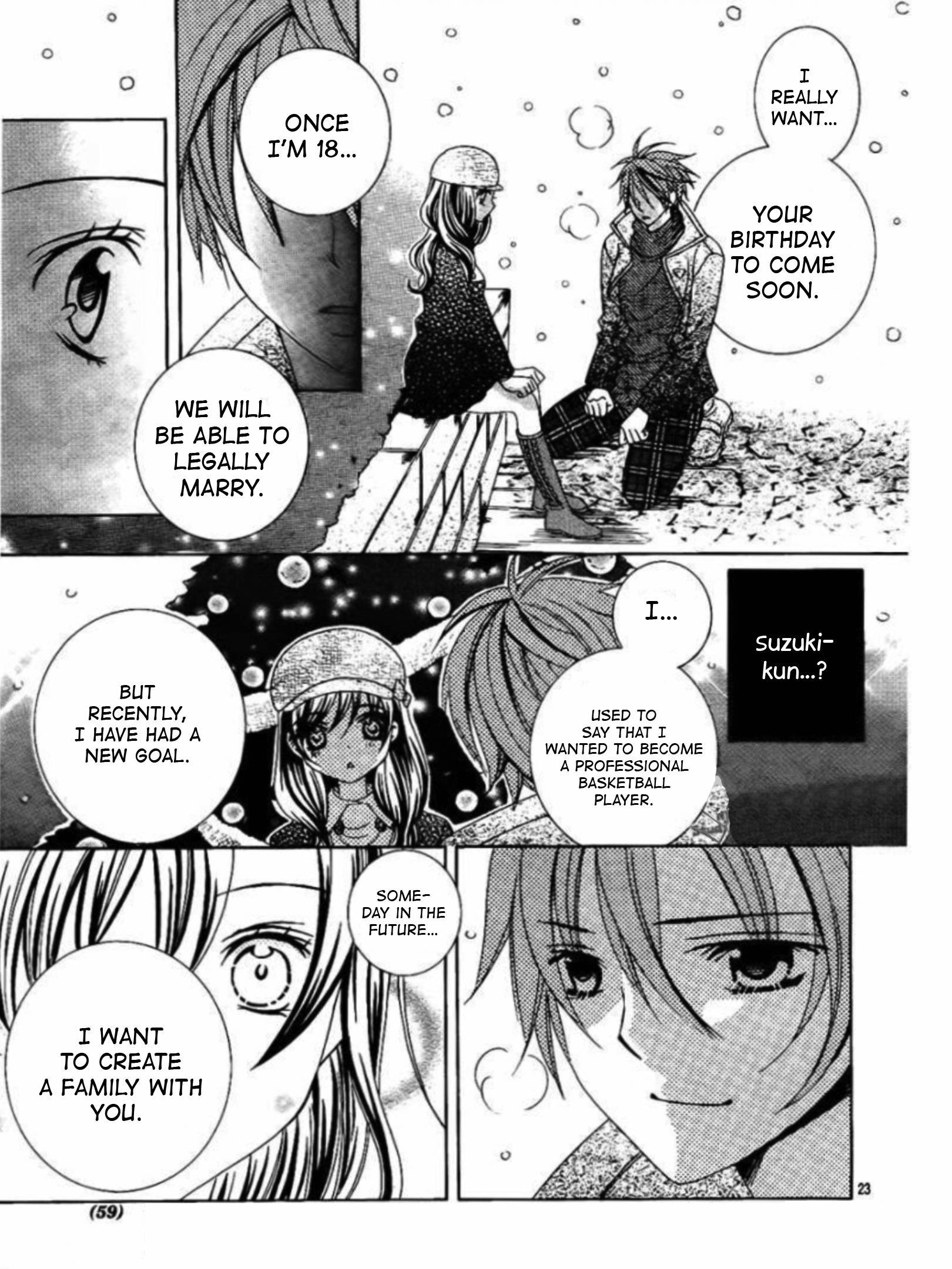 Suki Desu Suzuki-Kun!! Chapter 71 page 21 - Mangakakalots.com