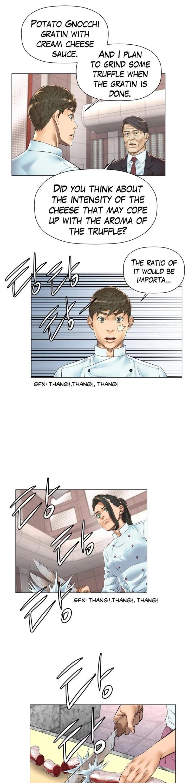 God Of Cooking Chapter 36 page 11 - Mangakakalots.com