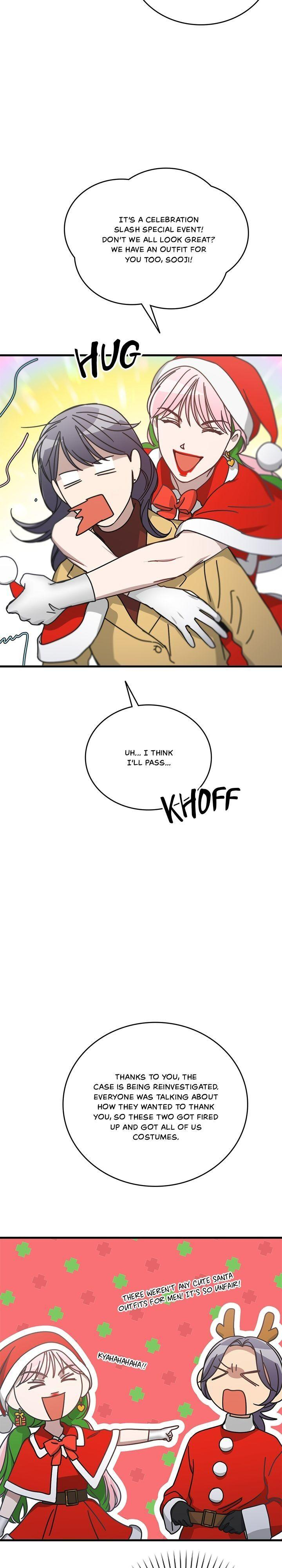 The Pharmacy Where The Wolf Howls Chapter 63 page 31 - Mangakakalots.com