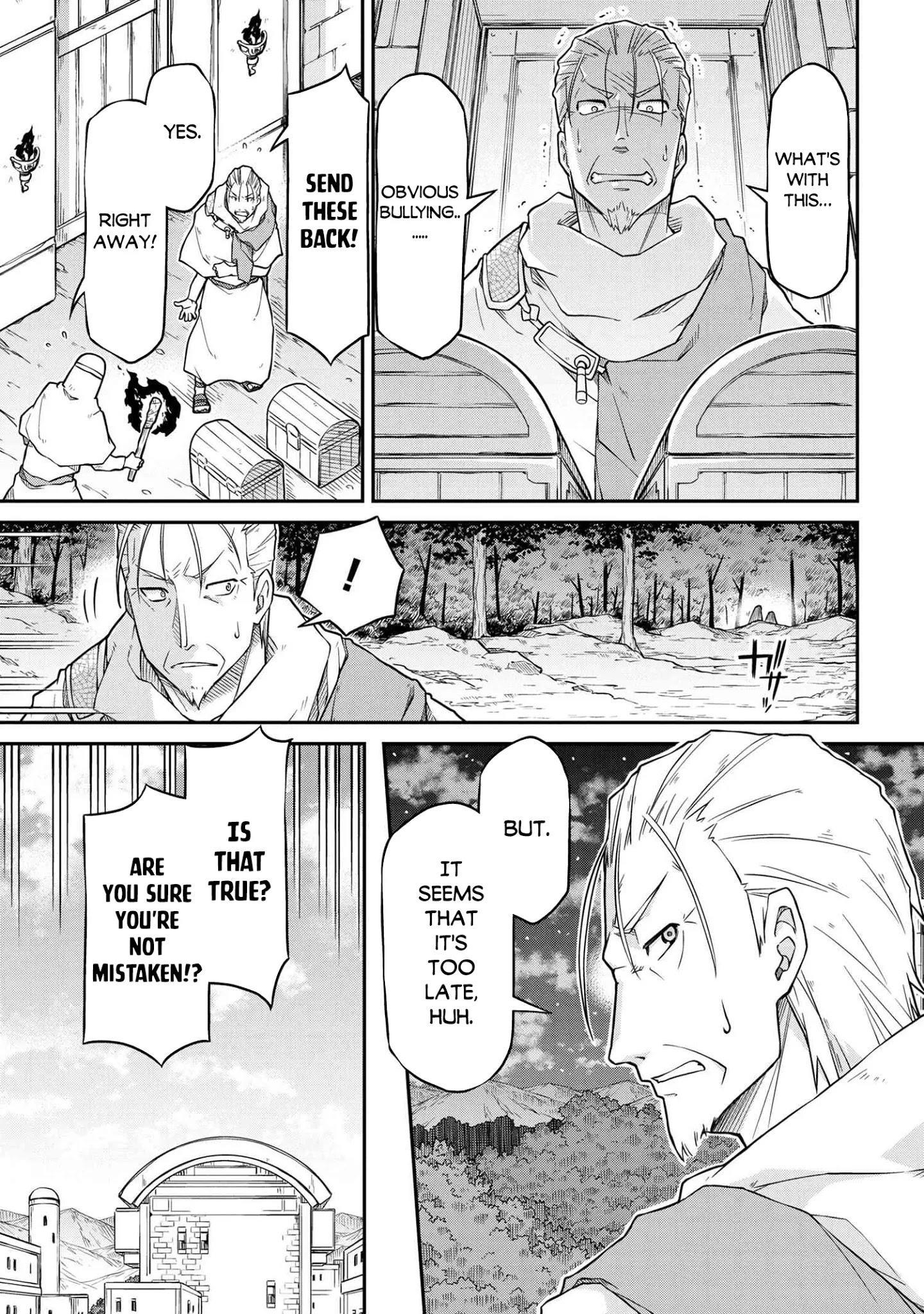 Isekai Kenkokuki Chapter 48.2 page 8 - Mangakakalots.com