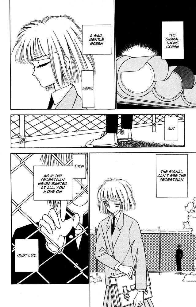 Shi To Kanojo To Boku Vol.1 Chapter 1 : The Girl Who Could See The Dead page 6 - Mangakakalots.com