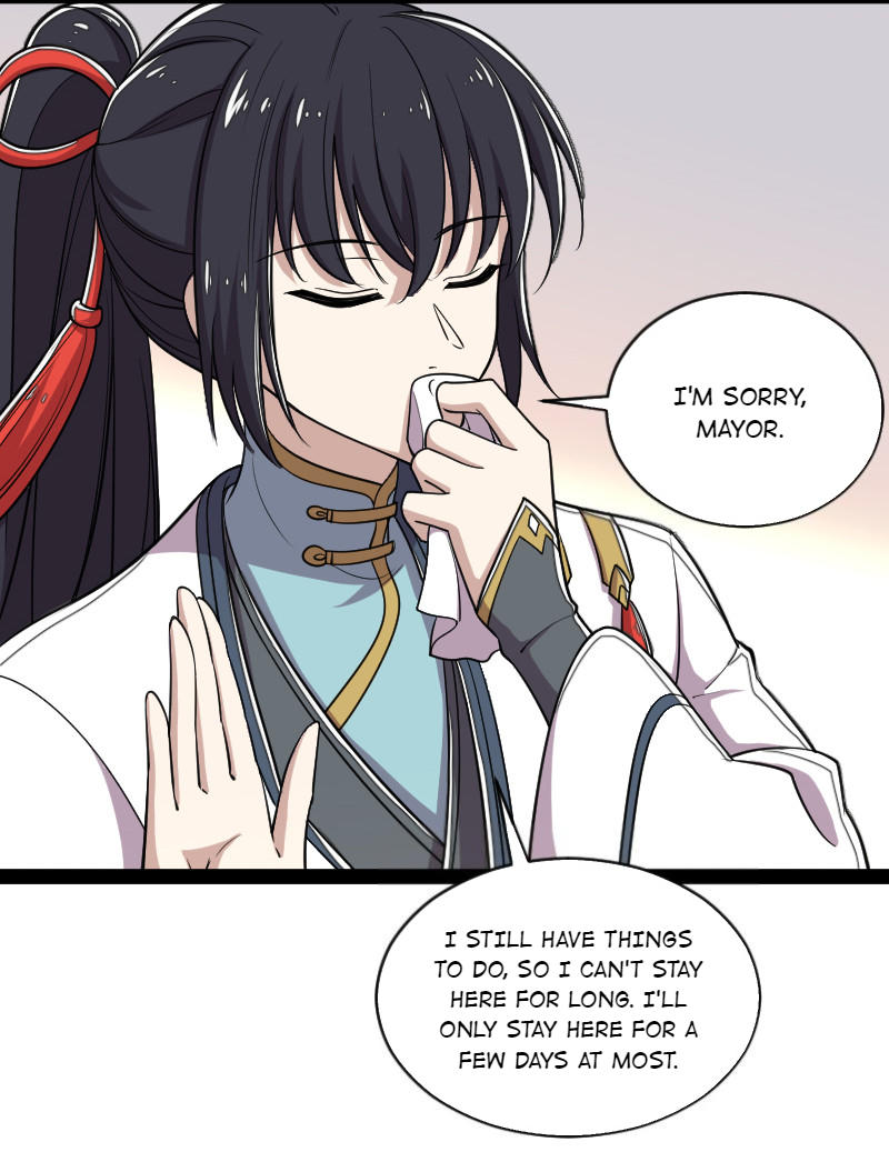 The Martial Emperor's Life After Seclusion Chapter 50: Stay, Accommodate, And A Comeback page 34 - Mangakakalots.com