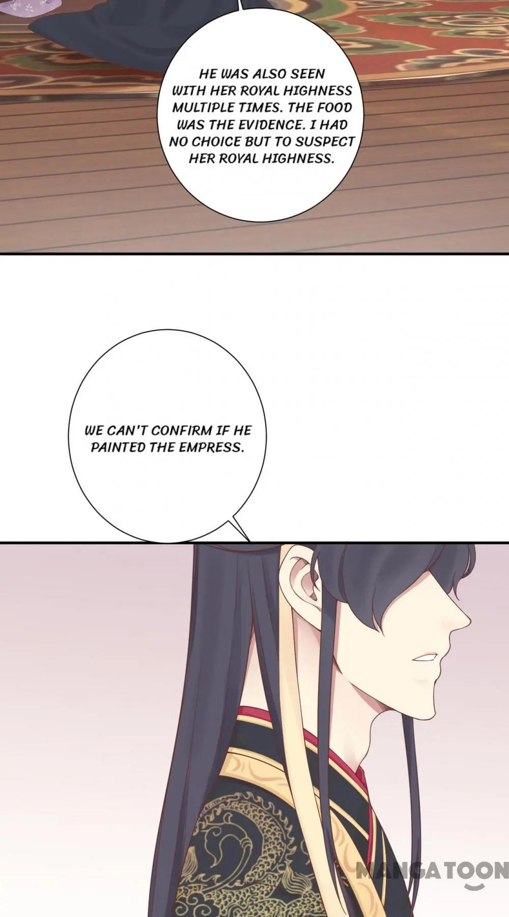 The Queen Is Busy Chapter 166 page 18 - Mangakakalots.com