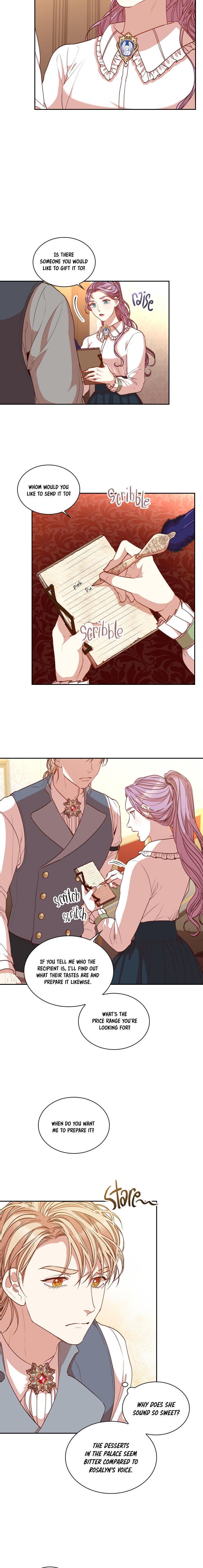I Became The Tyrant'S Secretary Chapter 25 page 14 - Mangakakalots.com