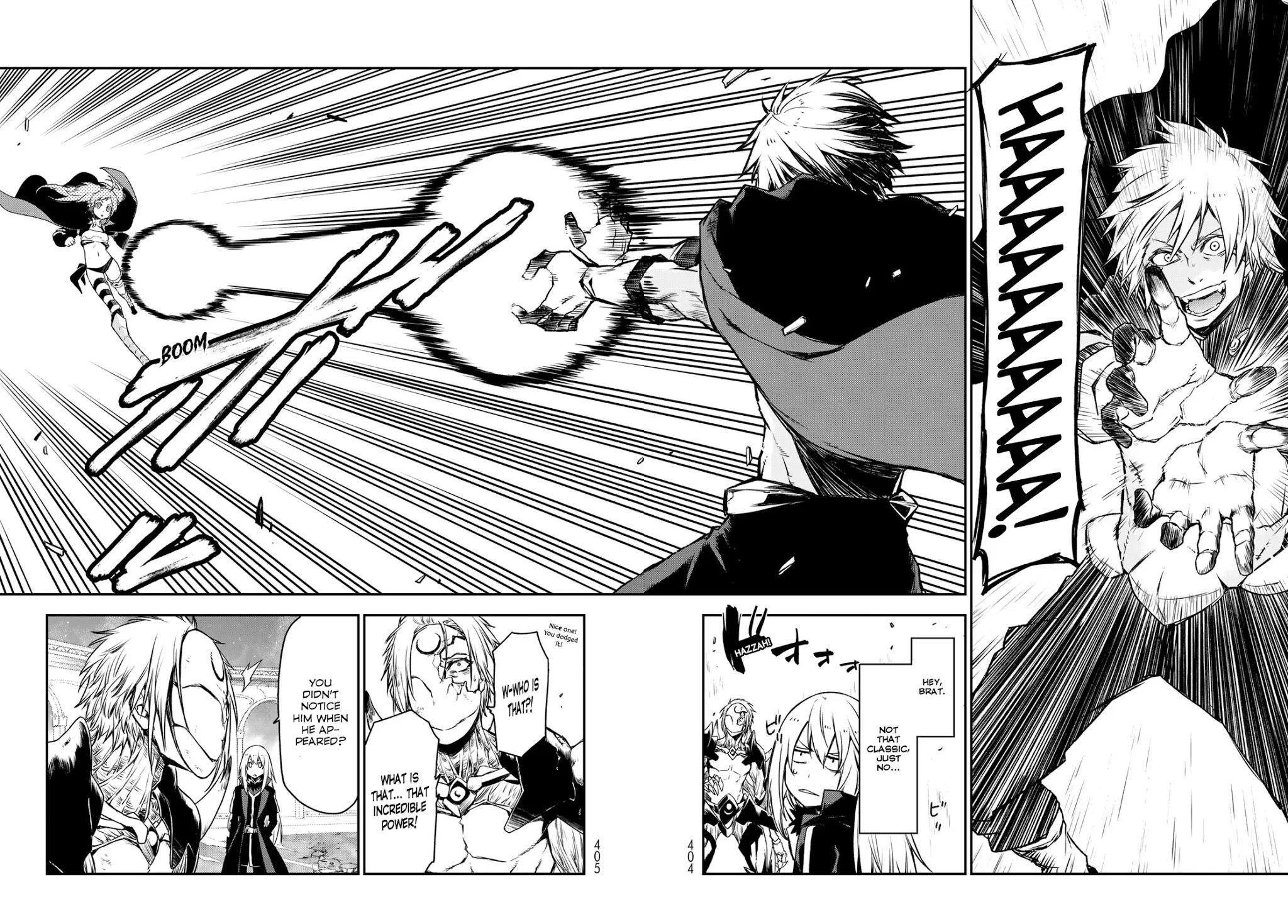 Tensei Shitara Slime Datta Ken Chapter 84 page 19 - Mangakakalots.com