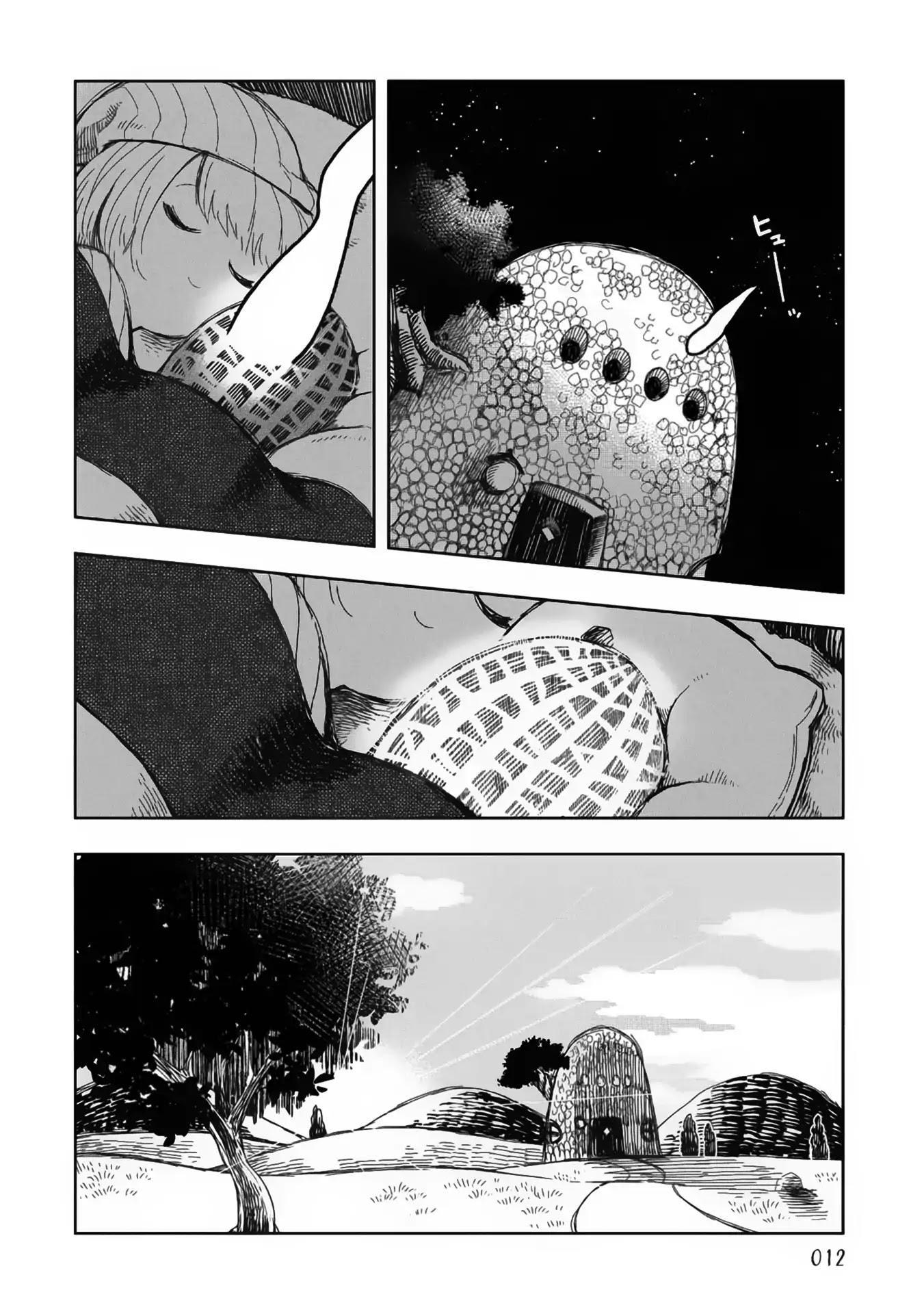 Rojica To Rakkasei Chapter 9: Crush, Mix, Taste page 8 - Mangakakalots.com