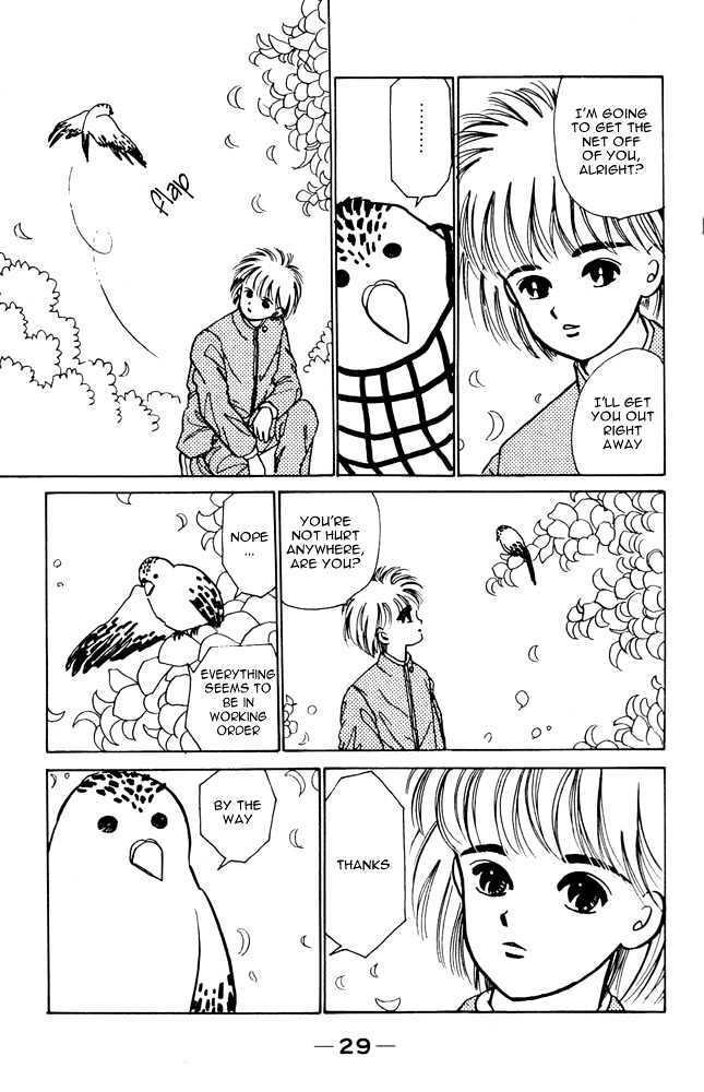 Shi To Kanojo To Boku Vol.1 Chapter 2 : Lonely Ears page 7 - Mangakakalots.com