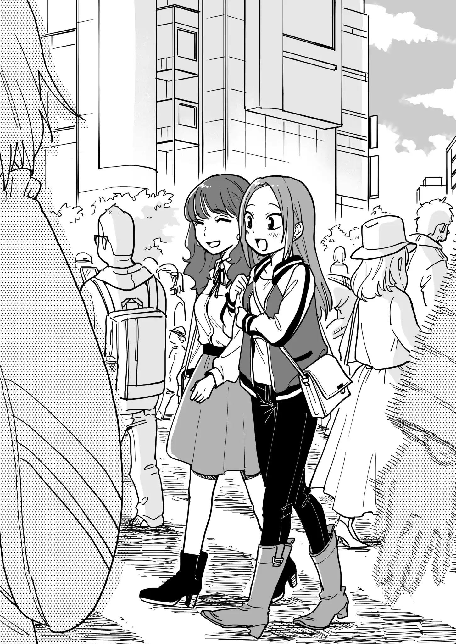 So, Do You Wanna Go Out, Or? Chapter: Oneshot page 16 - Mangakakalots.com