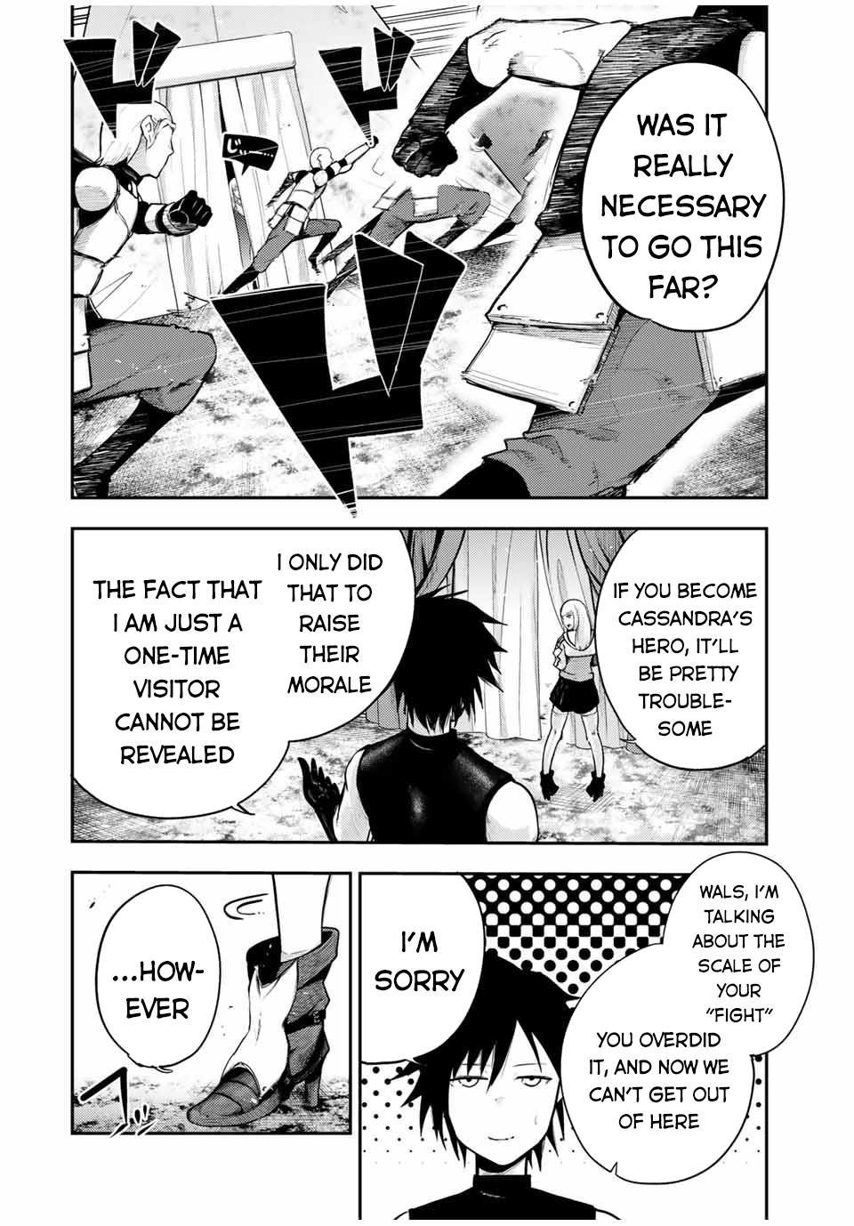 Dorei Tensei: Sono Dorei, Saikyou No Moto Ouji Ni Tsuki Chapter 32 page 3 - Mangakakalots.com