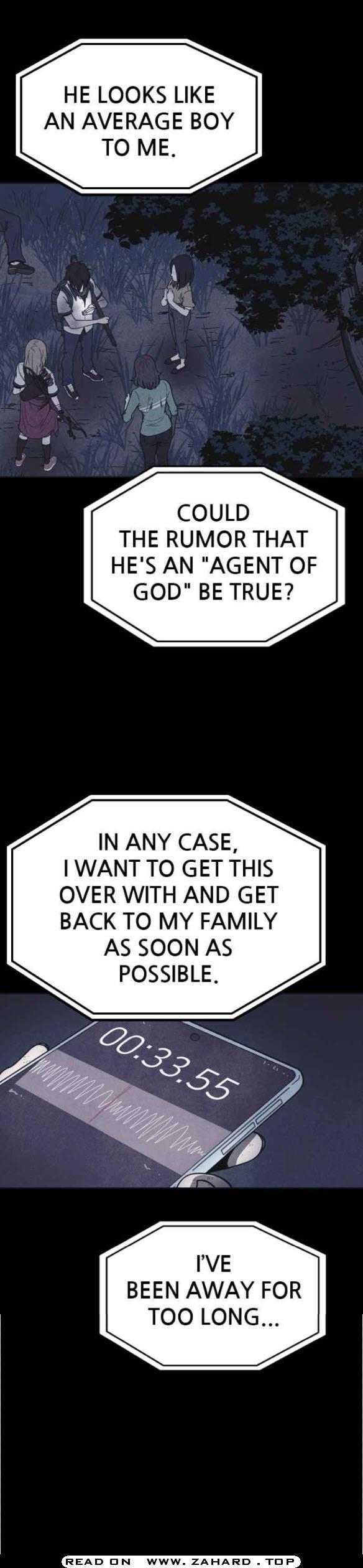 Shotgun Boy Chapter 27 page 67 - Mangakakalots.com