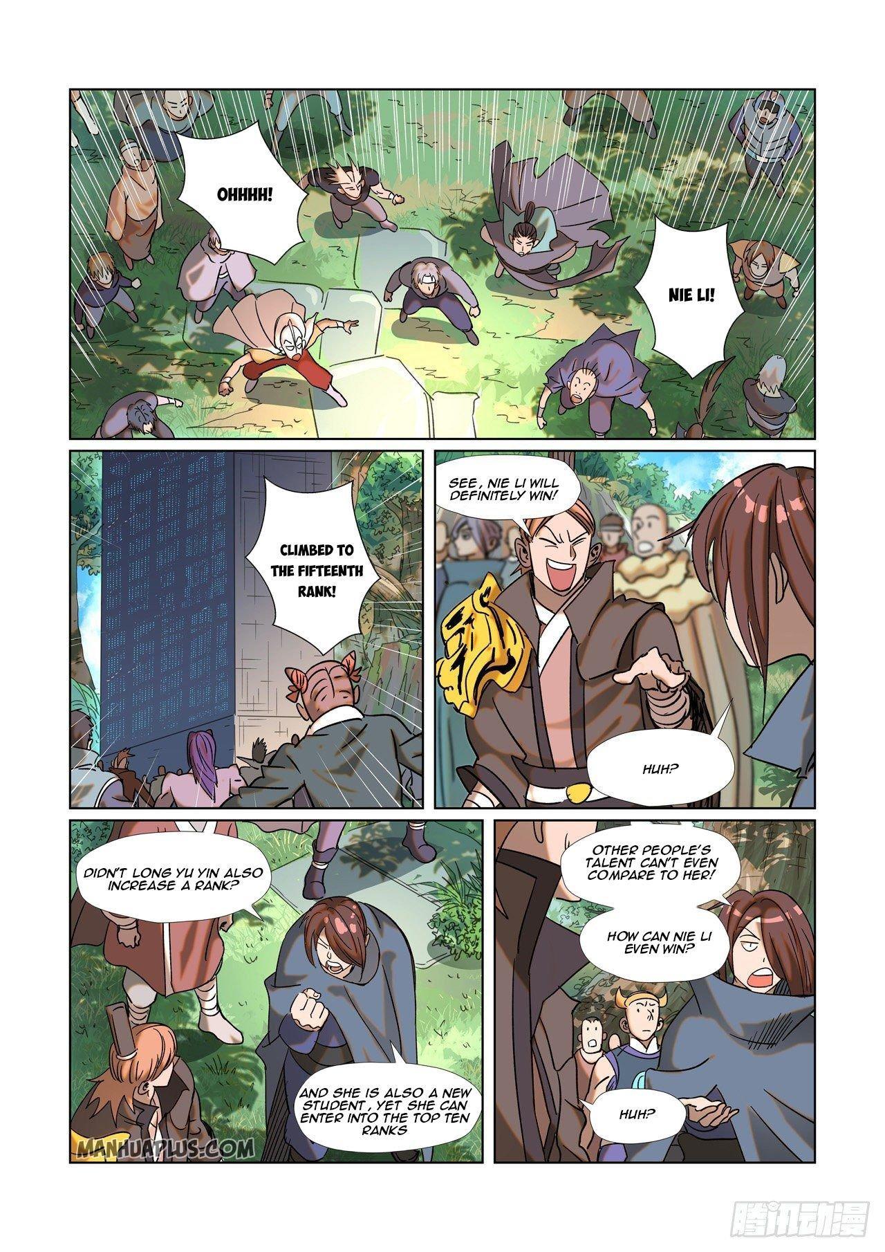 Tales Of Demons And Gods Chapter 314.5 page 4 - Mangakakalots.com