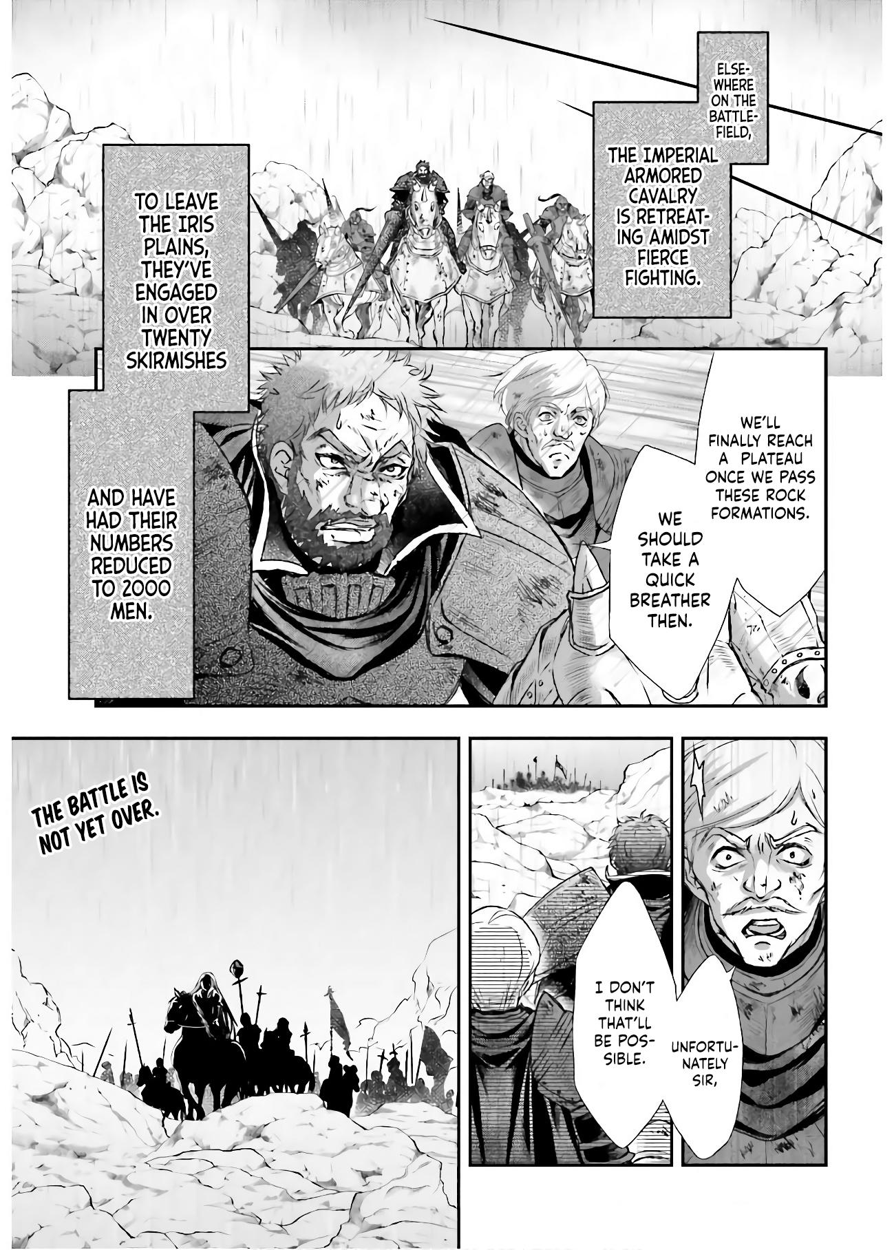 The Little Girl Raised By Death Hold The Sword Of Death Tight Chapter 11 page 14 - Mangakakalots.com