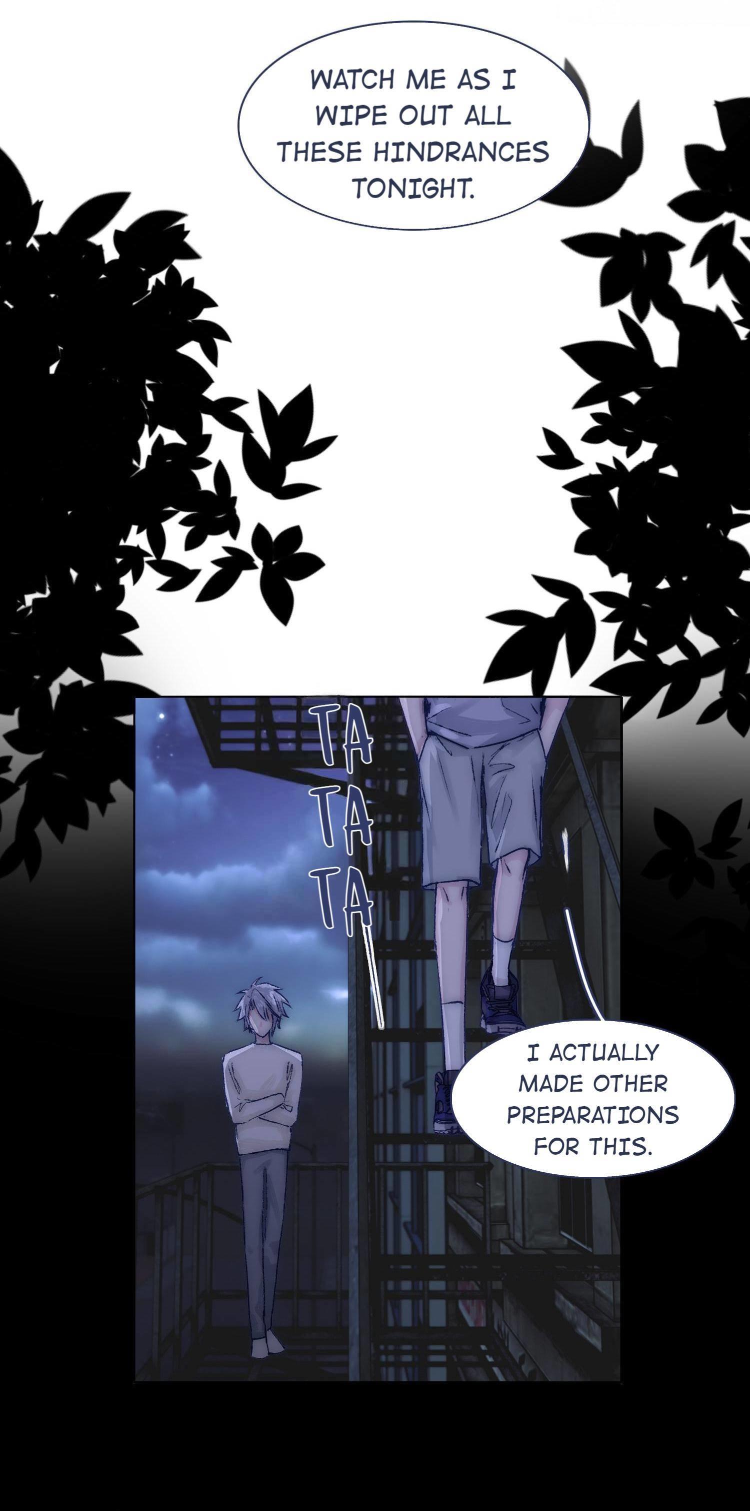 I Offer My Neck To You Chapter 72 page 21 - Mangakakalot