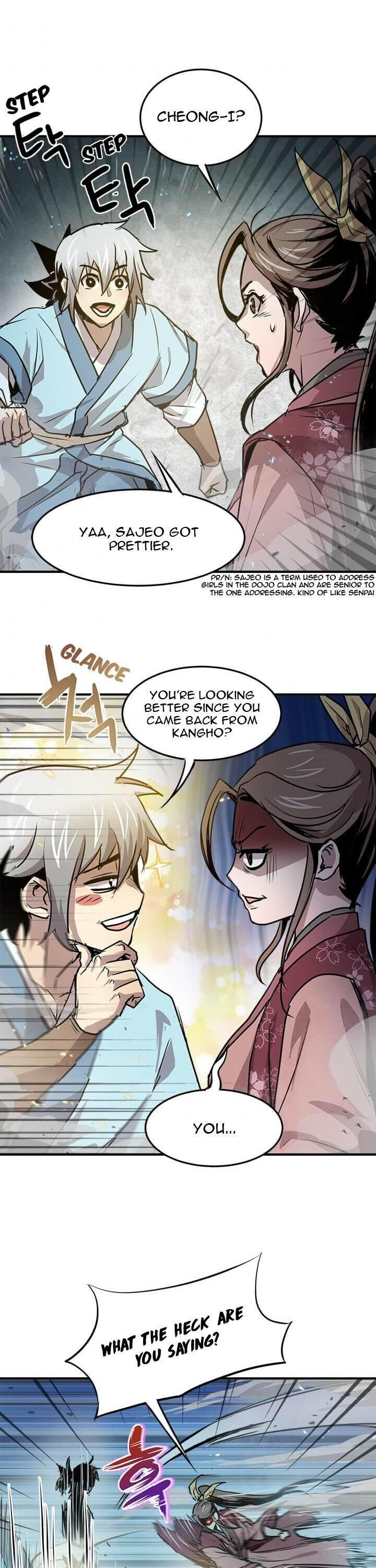 Strongest Fighter Chapter 33 page 18 - Mangakakalots.com