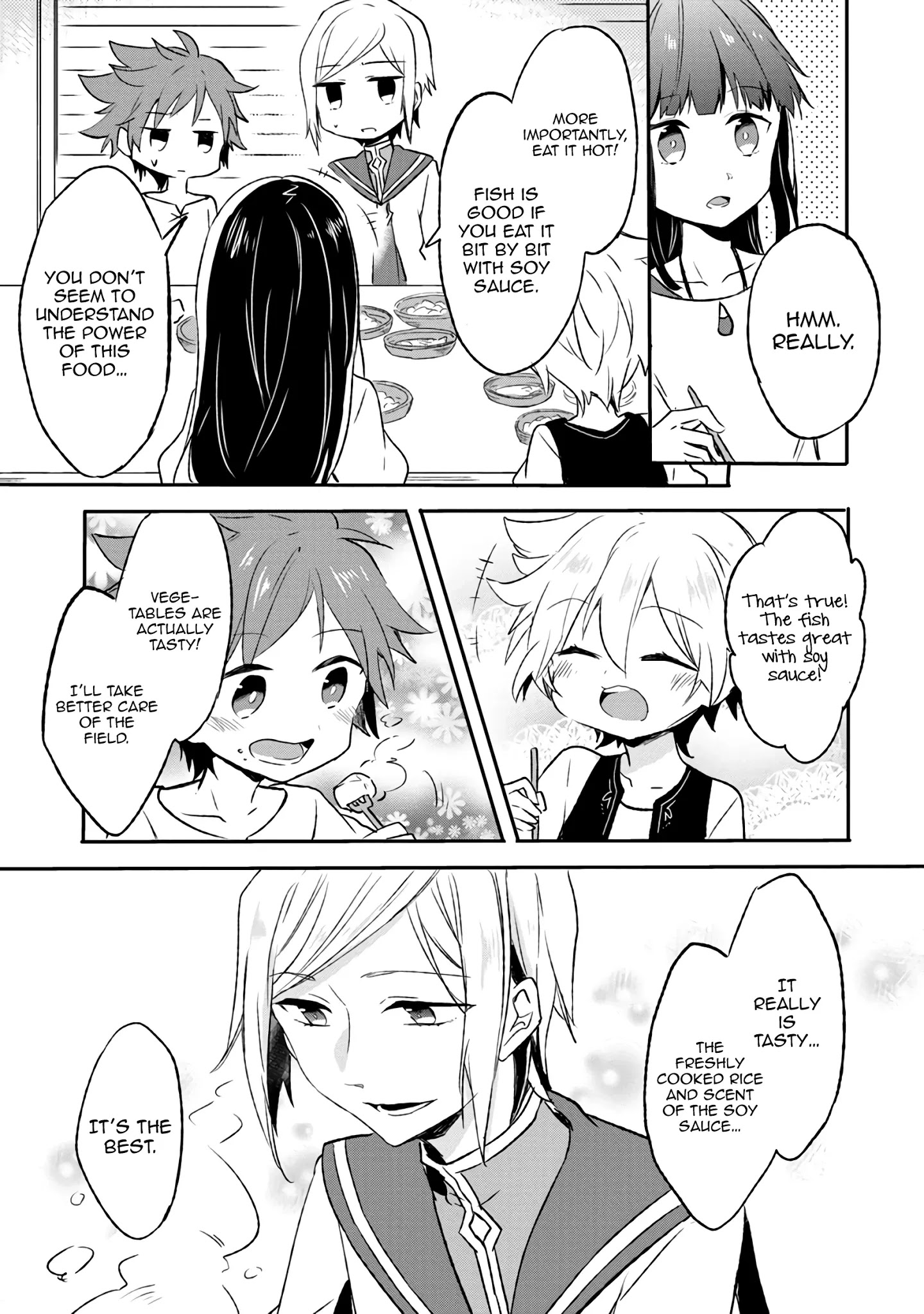 Hazure Potion Ga Shouyu Datta No De Ryouri Suru Koto Ni Shimashita Chapter 3 page 29 - Mangakakalots.com
