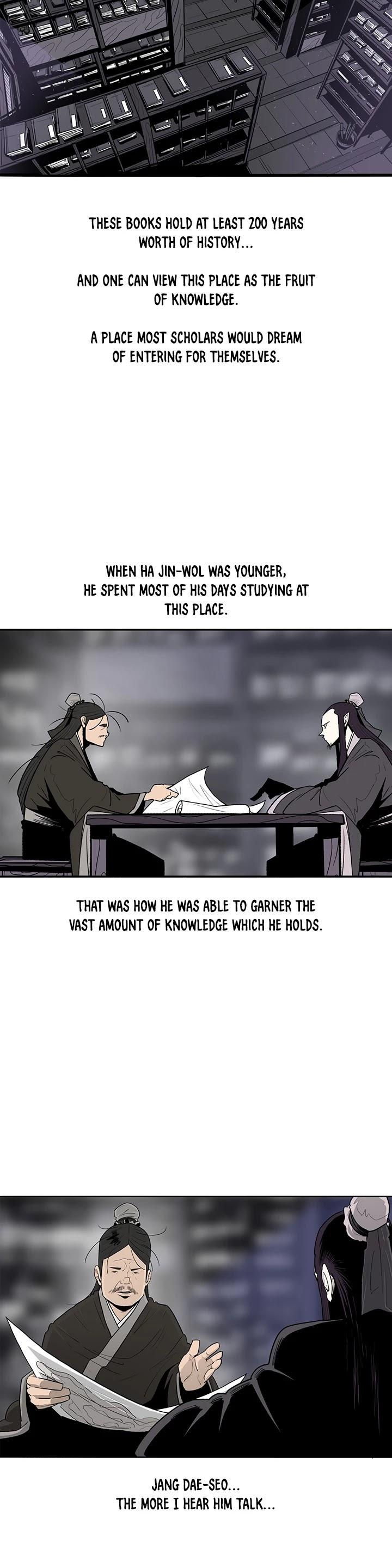 Legend Of The Northern Blade Chapter 89 page 7 - Mangakakalots.com