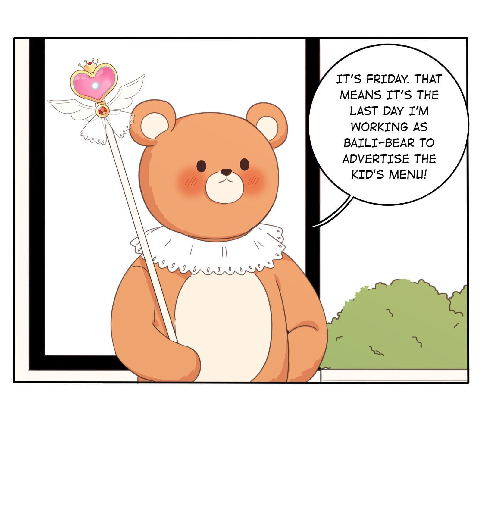 Baili Jin Among Mortals Chapter 32.5: If I Can page 7 - Mangakakalots.com